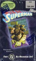 Superman All-Hologram Card Set (1996 Fleer/Skybox) SET#62562-9