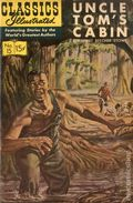 Classics Illustrated 015 Uncle Tom's Cabin 15