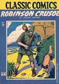 Classics Illustrated 010 Robinson Crusoe 2B