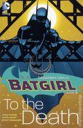 Batgirl TPB (2016 DC) Cassandra Cain as Batgirl 2-1ST