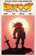 Bigfoot Sword of the Earthman TPB (2016 Action Lab) 1-1ST
