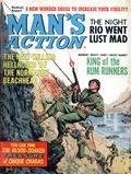 Man's Action (1957-1977 Candar Publishing) Vol. 6 #1
