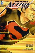 Superman Action Comics HC (2012-2016 DC Comics The New 52) 8-1ST