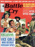 Battle Cry Magazine (1955 Stanley Publications) Vol. 8 #3