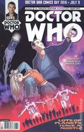 Doctor Who The Ninth Doctor (2016 Titan) 3E