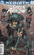 Green Arrow (2016 5th Series) 3B