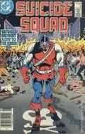 Suicide Squad (1987 1st Series) Canadian Price Variant 4