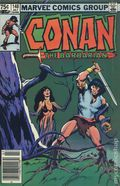 Conan the Barbarian (1970 Marvel) Canadian Price Variant 148