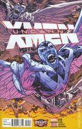 Uncanny X-Men (2016 4th Series) 10A