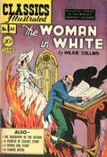 Classics Illustrated 061 The Woman in White (1949) 1A