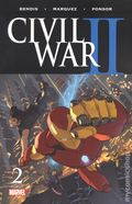 Civil War II (2016 Marvel) 2F