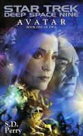 Star Trek Deep Space Nine Avatar PB (2001 Pocket Novel) 1-1ST
