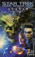 Star Trek Deep Space Nine Avatar PB (2001 Pocket Novel) 2-1ST