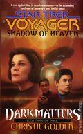 Star Trek Voyager Dark Matters PB (2000 Pocket Novel) 3-1ST