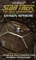 Star Trek The Next Generation Dyson Sphere PB (1999 Pocket Novel) 50-1ST