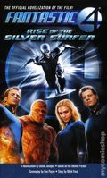 Fantastic Four Rise of the Silver Surfer PB (2007 Pocket Star Novel) 1-1ST