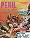Man's Peril (1956 Periodical Packagers) Vol. 4 #5