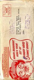 Gabby Hayes Western Giveaway (1951) ENVELOPE