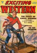 Exciting Western (1940-1953 Better Publications) Pulp Vol. 21 #1