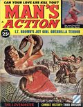 Man's Action (1957-1977 Candar Publishing) Vol. 3 #2
