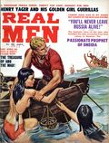 Real Men Magazine (1956-1975 Stanley Publications Inc.) Vol. 5 #8