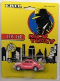 Dick Tracy Die-Cast Metal Car (1990 ERTL) #2678