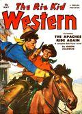 Rio Kid Western (1939-1953 Standard) Pulp Vol. 22 #2