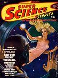 Super Science Stories (1940-1951 Popular Publications) Pulp Vol. 7 #1
