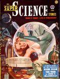 Super Science Stories (1940-1951 Popular Publications) Pulp Vol. 7 #4