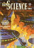 Super Science Stories (1940-1951 Popular Publications) Pulp Vol. 8 #2