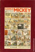 Le Journal de Mickey (Bound Volume) 1936-37