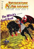 Dungeons and Dragons Cartoon Show Book SC (1985 TSR) Pick a Path to Adventure 3-1ST
