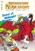 Dungeons and Dragons Cartoon Show Book SC (1985 TSR) Pick a Path to Adventure 1-1ST