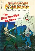 Dungeons and Dragons Cartoon Show Book SC (1985 TSR) Pick a Path to Adventure 5-1ST