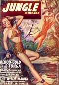 Jungle Stories (1938-1954 Fiction House) Pulp 2nd Series Vol. 3 #9