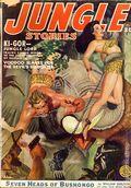 Jungle Stories (1938-1954 Fiction House) Pulp 2nd Series Vol. 4 #12