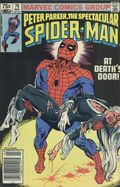 Spectacular Spider-Man (1976 1st Series) Canadian Price Variant 76