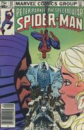 Spectacular Spider-Man (1976 1st Series) Canadian Price Variant 82