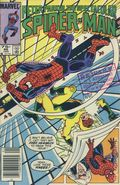 Spectacular Spider-Man (1976 1st Series) Canadian Price Variant 86