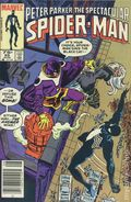 Spectacular Spider-Man (1976 1st Series) Canadian Price Variant 93