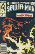 Spectacular Spider-Man (1976 1st Series) Canadian Price Variant 102