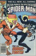 Spectacular Spider-Man (1976 1st Series) Canadian Price Variant 116