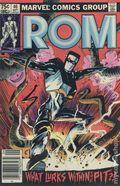 Rom (1979-1986 Marvel) Canadian Price Variant 46