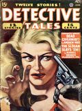 Detective Tales (1935-1953 Popular Publications) Pulp 2nd Series Vol. 36 #3