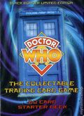 Doctor Who The Collectible Trading Card Game (1996 MMG) 60 Card Starter Deck ITEM#1