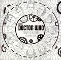 Doctor Who Travels in Time Coloring Book SC (2016 Price/Stern/Sloan) 1-1ST