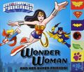 DC Super Friends: Wonder Woman and Her Super Friends HC (2016 Random House) Board Book 1-1ST