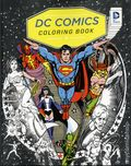 DC Comics Coloring Book SC (2016 Insight Editions) 1-1ST