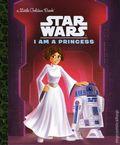 Star Wars I Am a Princess HC (2016 A Little Golden Book) 1-1ST
