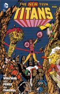 New Teen Titans TPB (2014-2018 DC) By Marv Wolfman and George Perez 5-1ST